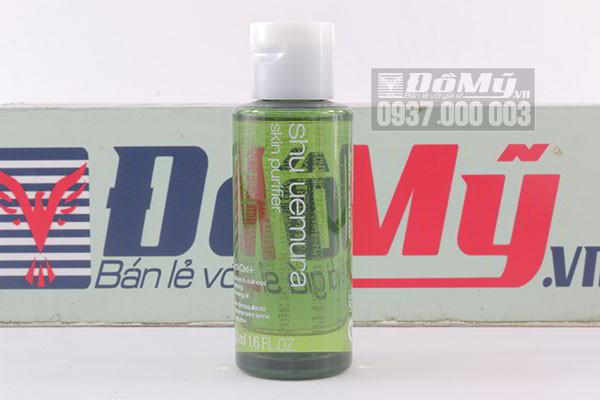 Dầu tẩy trang Shu Uemura Skin Purifier Anti/Oxi 50ml của Nhật Bản