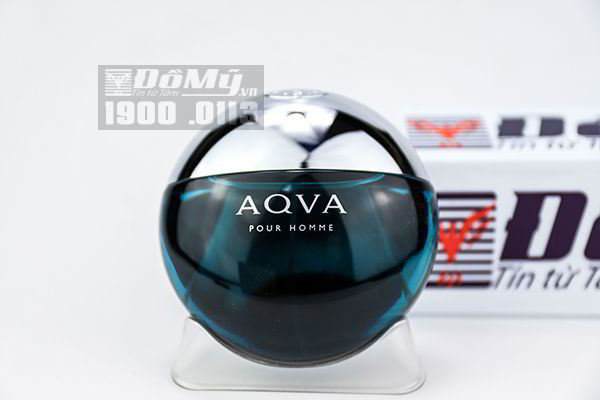 Nước hoa nam Bvlgari Aqva Pour Homme (tester)