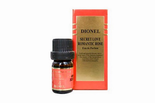 Nước hoa vùng kín Dionel Secret Love Romantic Rose 5ml