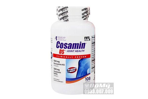 Viên uống tái tạo sụn khớp Cosamin DS 108 viên Mỹ
