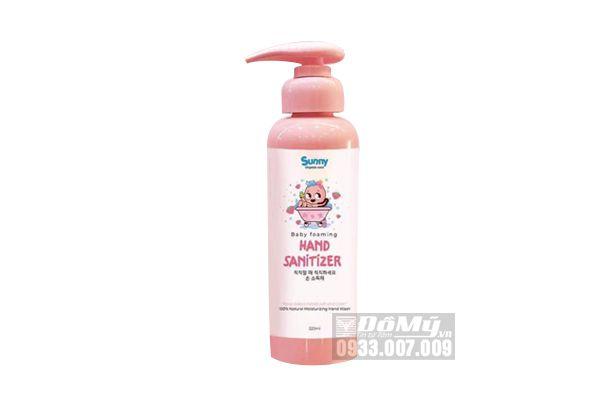 Gel rửa tay kháng khuẩn dành cho bé SUNNY 320ml