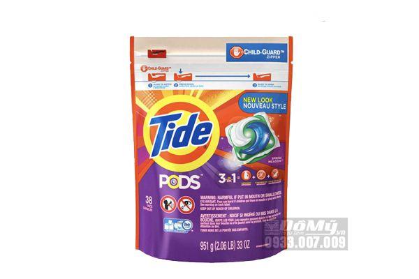 Viên giặt Tide bịch 40 viên