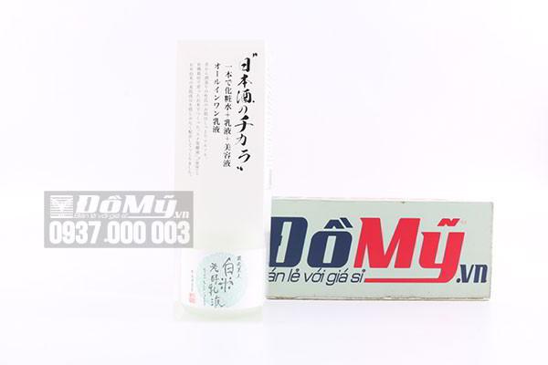 Nước thần dưỡng da Kuramoto Bijin Sake Lotion 120ml của Nhật Bản