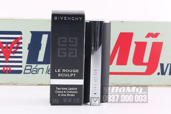 Son Givenchy Le Rouge Sculpt 01 Sculptin Rouger 3.4g của Pháp