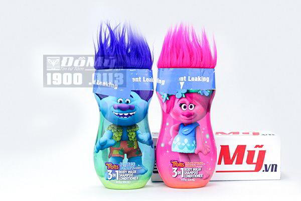 Sữa tắm 3in1 Trolls
