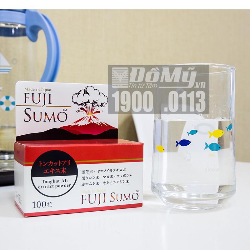 Bật mí cách dùng Fuji Sumo để đạt hiệu quả cao nhất