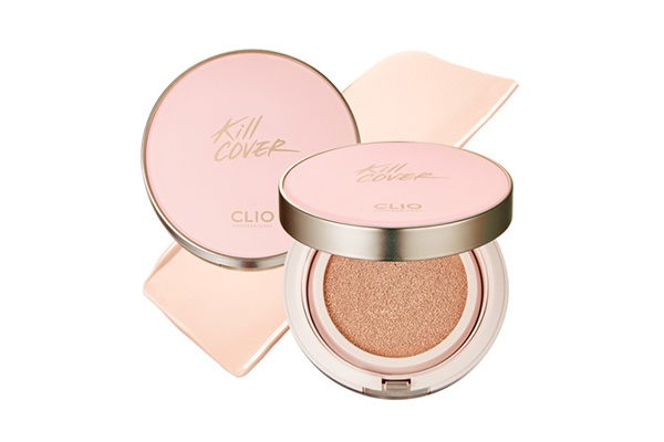 Phấn nước Clio Kill Cover Glow Cushion SPF 50+ PA++++