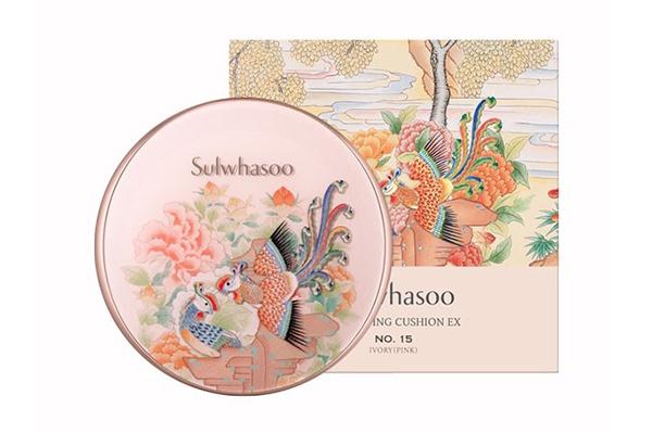Phấn nước Sulwhasoo Perfecting Cushion EX (phiên bản Phượng Hoàng 2019)