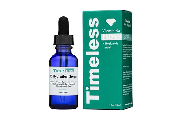Tinh chất dưỡng ẩm phục hồi da Timeless B5 Hydration Serum