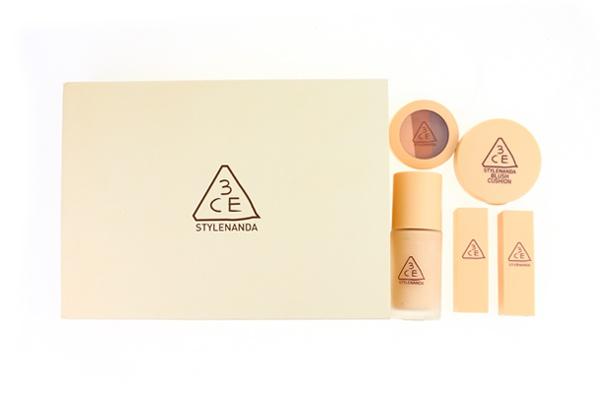 Set trang điểm 3CE Stylenanda 5 món (limited 2019)