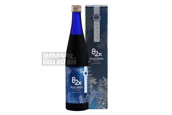 Nước uống 82X CLASSIC PLACENTA 500ml Nhật Bản