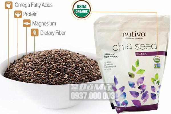 được đóng dấu Organic của Hiệp Hội USDA- là Hiệp hội uy tín của Mỹ đảm bảo các sản phẩm đạt chất lượng và tính toàn vẹn của sản phẩm hữu cơ.