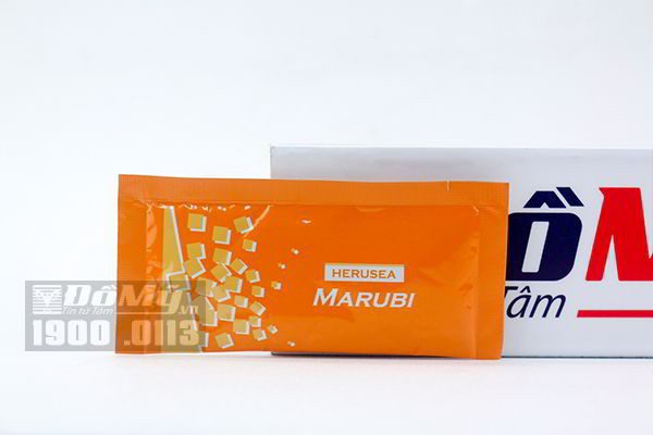 Bột uống trắng da Collagen Marubi của Nhật