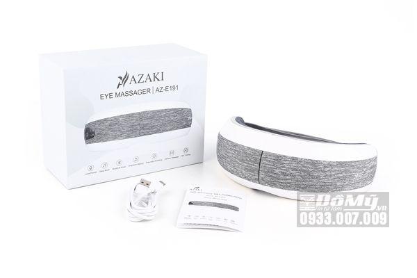 MÁY MASSAGE MẮT AZAKI E191