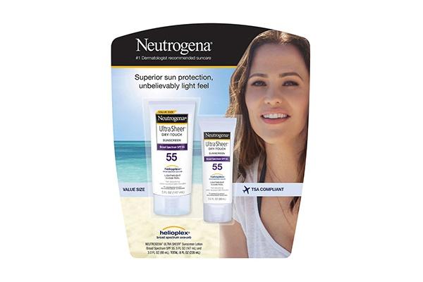 Set chống nắng Neutrogena Ultra Sheer Sunscreen (Set gồm 2 tuýp kem 147ml và 88ml)