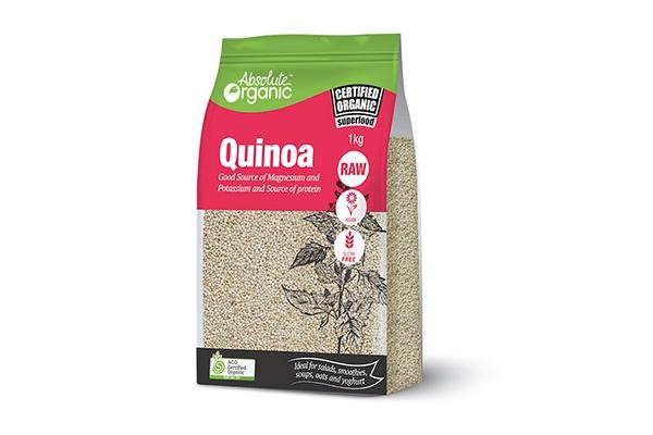 Hạt diêm mạch Quinoa của Úc 1kg