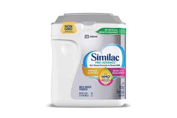 Sữa Similac Pro Advance Non GMO - HMO cho bé từ 0 - 12 tháng 964g của Mỹ