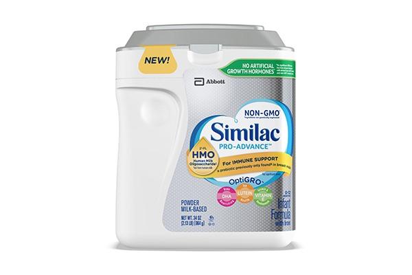 Sữa Similac Pro Advance Non GMO - HMO cho bé từ 0 - 12 tháng 964 g của Mỹ