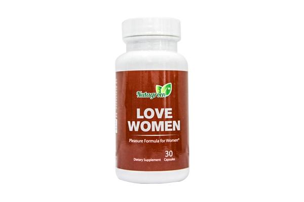 Viên uống điều hòa nội tiết tăng cường sinh lý nữ LOVE WOMEN 30 viên của Mỹ