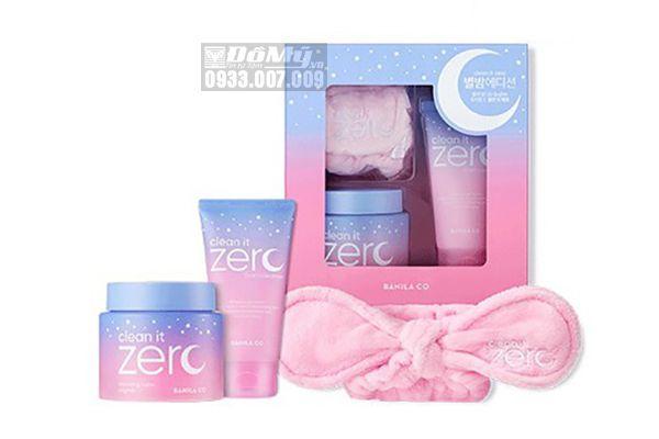 Set Tẩy Trang Banila Co. Clean It Zero