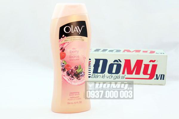 Sữa tắm Olay của Mỹ Fresh Moisture loại 354ml