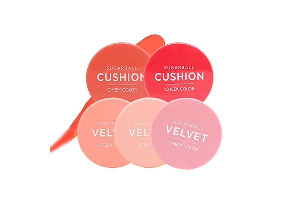 Má hồng dạng kem Aritaum Sugarball Cushion Cheek Color