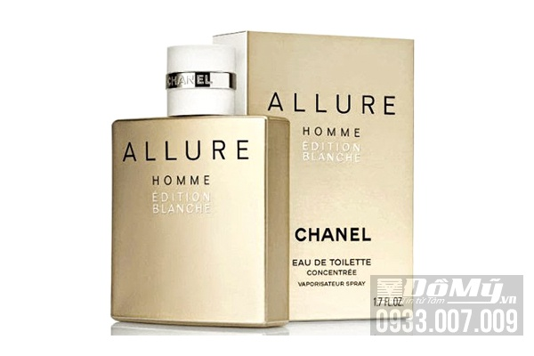 Nước hoa Chanel Allure Homme Edition Blanche EDP 100ml