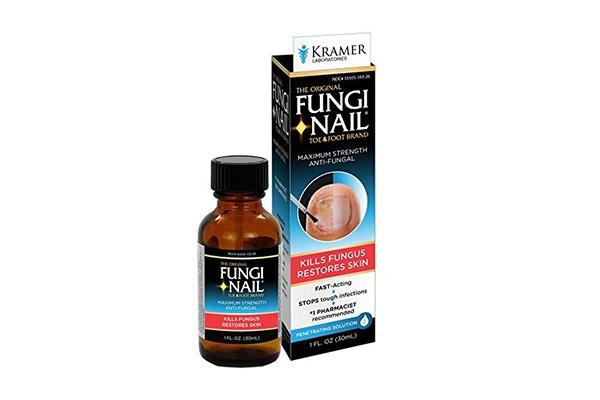 Dung dịch chống nấm móng tay, móng chân Fungi Nail 30ml Mỹ