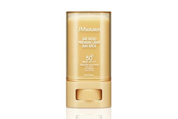 Thanh lăn chống nắng JM Solution 24K Gold Premium LIGHT Sun Stick (20g)