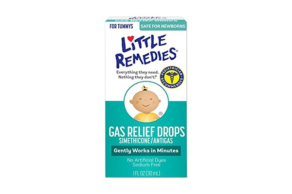 Siro tiêu ga Little Remedies Tummys Gas Relief Drops