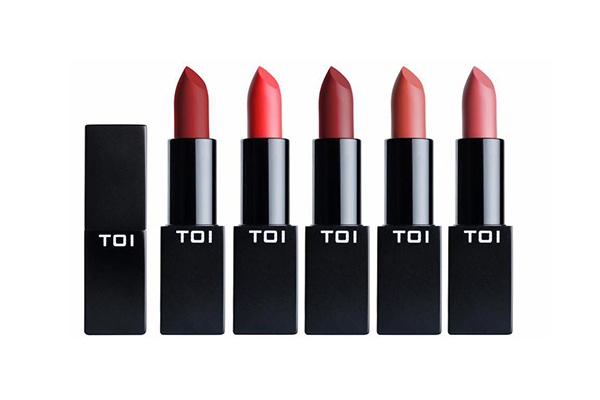 Son TOI Matte Rouge Lipstick