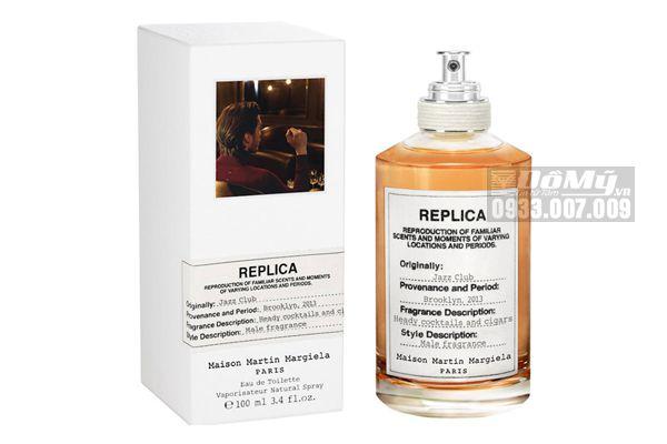 Nước hoa nam MAISON MARGIELA Replica Jazz Club Fragrance 100ml