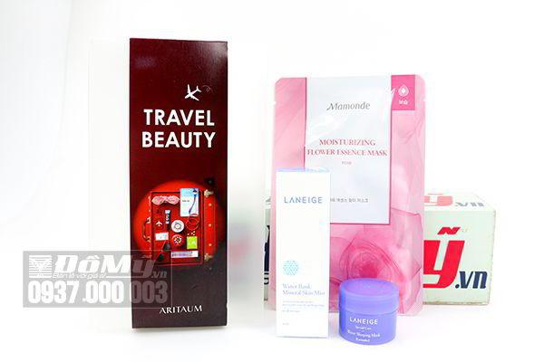 Bộ dưỡng da Kit Travel Beauty Aritaum của Hàn Quốc