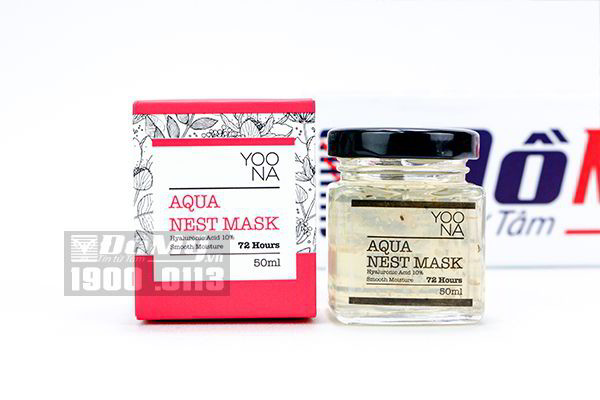 Mặt nạ yến Yoona Aqua Nest Mask 50ml