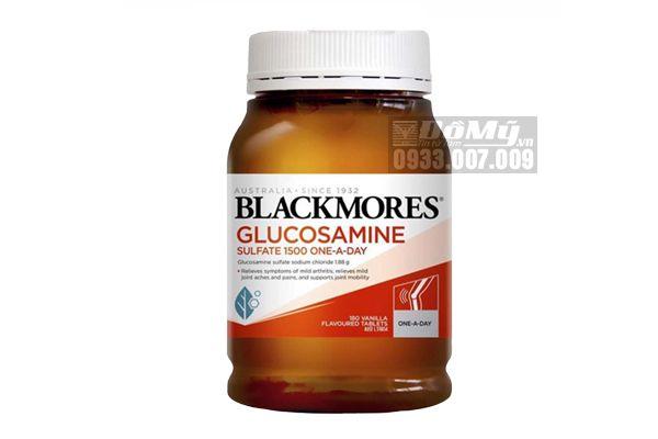 Viên bổ xương khớp Blackmores Glucosamine 1500mg 180 viên của Úc