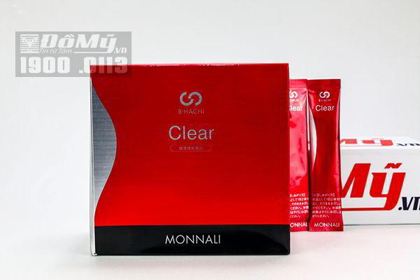 Viên uống giảm béo MONNALI B – HACHI (B8)