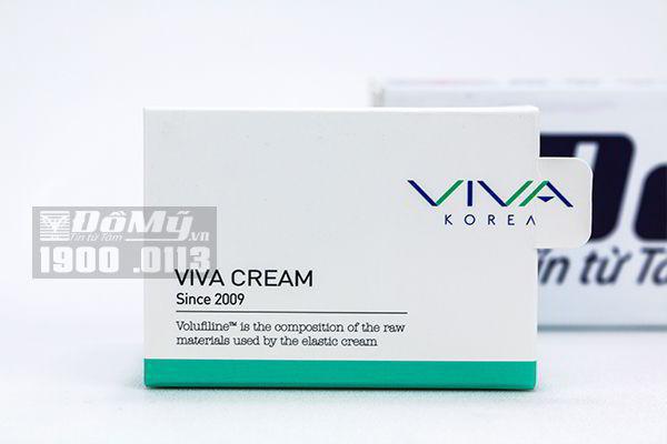 Kem nở ngực Viva Cream số 1 Hàn Quốc