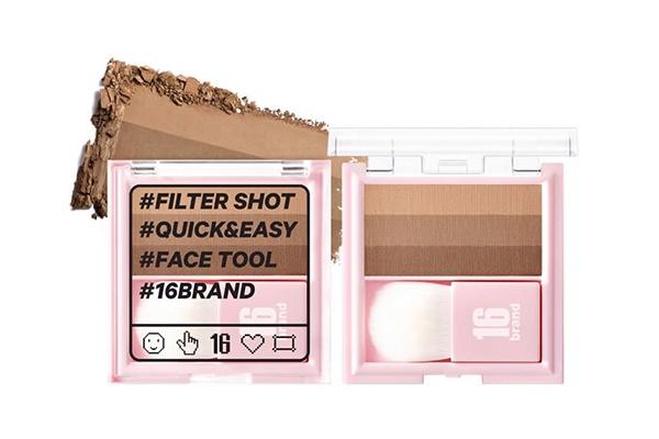Phấn tạo khối 16 Brand Filter Shot