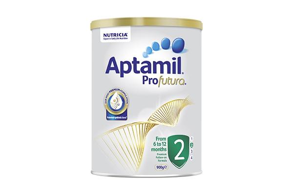 Sữa bột dành cho trẻ từ 6 – 12 tháng tuổi Aptamil Profutura Step 2 900g