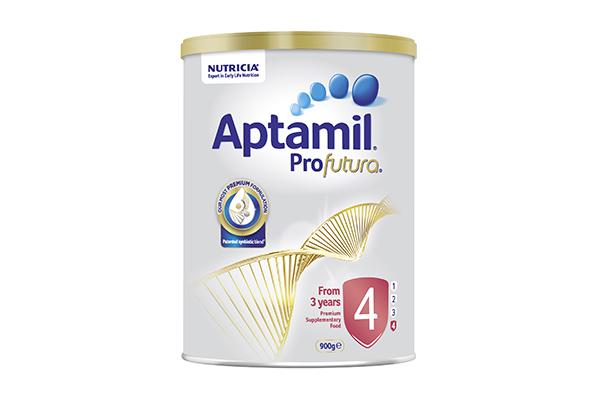 Sữa bột dành cho trẻ từ 2 tuổi trở lên Aptamil Profutura Step 4 900g