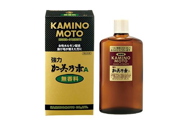 Tinh dầu Kamino Moto kích thích mọc tóc 200ml