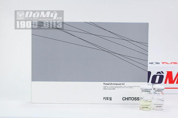 Serum chỉ tơ tự tiêu căng da Thread Lift Ampoule 521* - CHITOSSIL