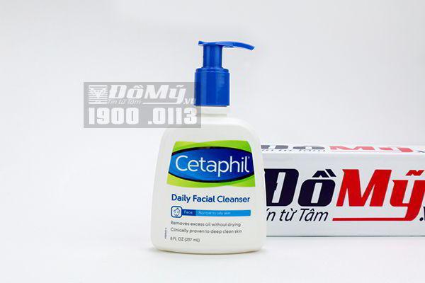 Sữa rửa mặt Cetaphil Gentle Skin Cleanser 237ml
