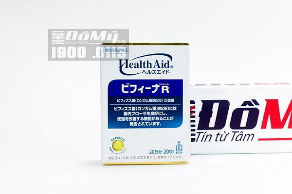 Men vi sinh Health Aid Bifina R Nhật Bản (20 gói)