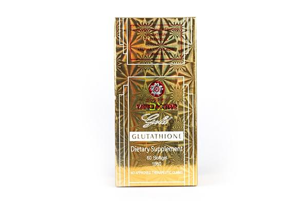 Viên uống trắng da Tatiomax Gold Glutathione hộp 60 viên của Nhật Bản