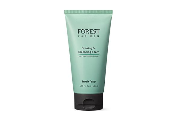 Sữa Rửa Mặt  Innisfree Forest For Men Cleansing Shaving Foam Fresh 150ml