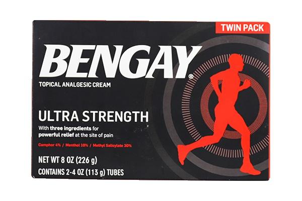 Kem xoa bóp giảm đau BENGAY Ultra Strength 113g x 2tuýp của Mỹ