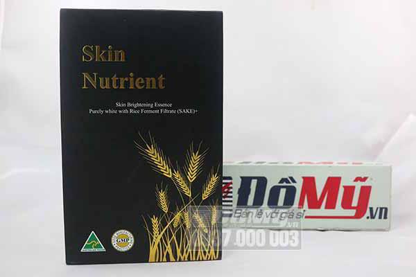 Huyết thanh Serum Skin Nutrient Brightening Essence Purely White (SAKE)+ 30ml từ Úc