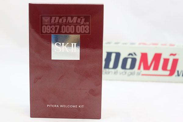 Bộ 3 sản phẩm dưỡng da SK-II Pitera WelCome Kit của Nhật Bản