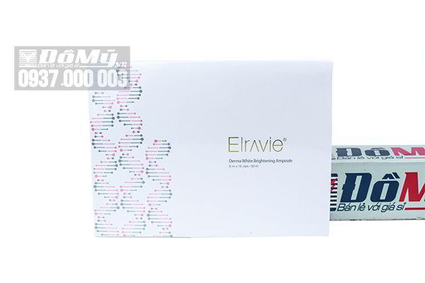 Serum Elravie Derma White Brightening Ampoule của Hàn Quốc